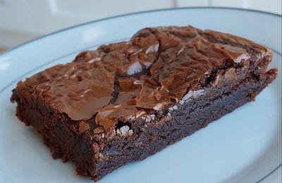Brownies au Nutella (avec seulement 3 ingrédients)