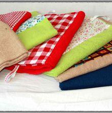 Des idées pour transformer des serviettes de bain !