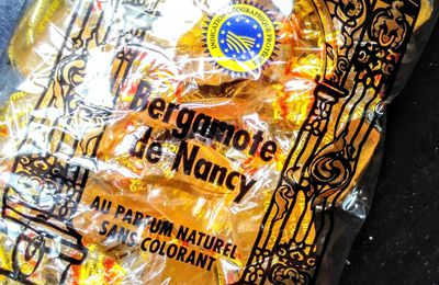 La Bergamote de Nancy