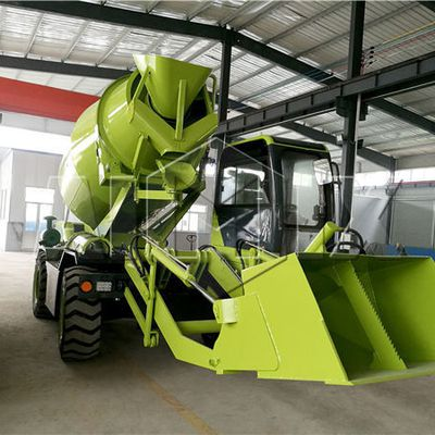 How To Locate The Best Self Loading Concrete Mixer