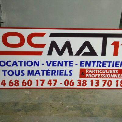 Location de Matériel à Castelnaudary par LocMat11