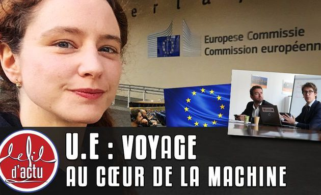 UE : VOYAGE AU CŒUR DE LA MACHINE Video