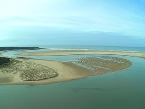 Evolution de la dune de la pointe Saint Nicolas à Jard sur Mer