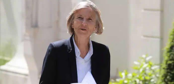 Marielle de Sarnez le 27 mai 2020 à Paris. (LUDOVIC MARIN / AFP)