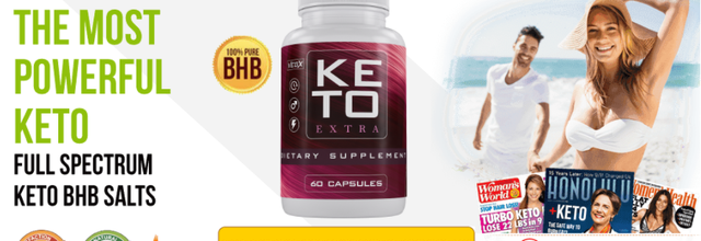 Keto Extra | Reviews | Benefits | 100% Pure | Where To Buy ?