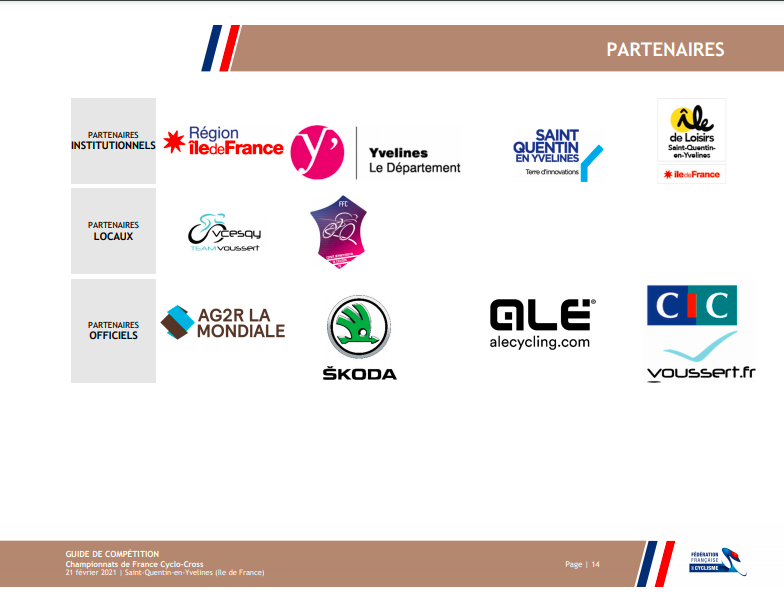 Le direct live des championnats de France masters de cyclo-cross