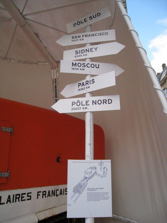 Expéditions polaires françaises, exposition au musée des Arts et Métiers