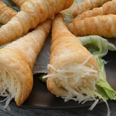 Cornets au Fromage