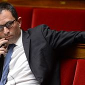"VIDEO. Valls a ""beaucoup contribué à diviser le pays, notamment sur la question de l'islam"", tance Hamon"