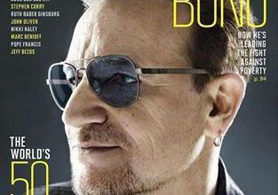 Magazine Fortune Bono - Avril 2016
