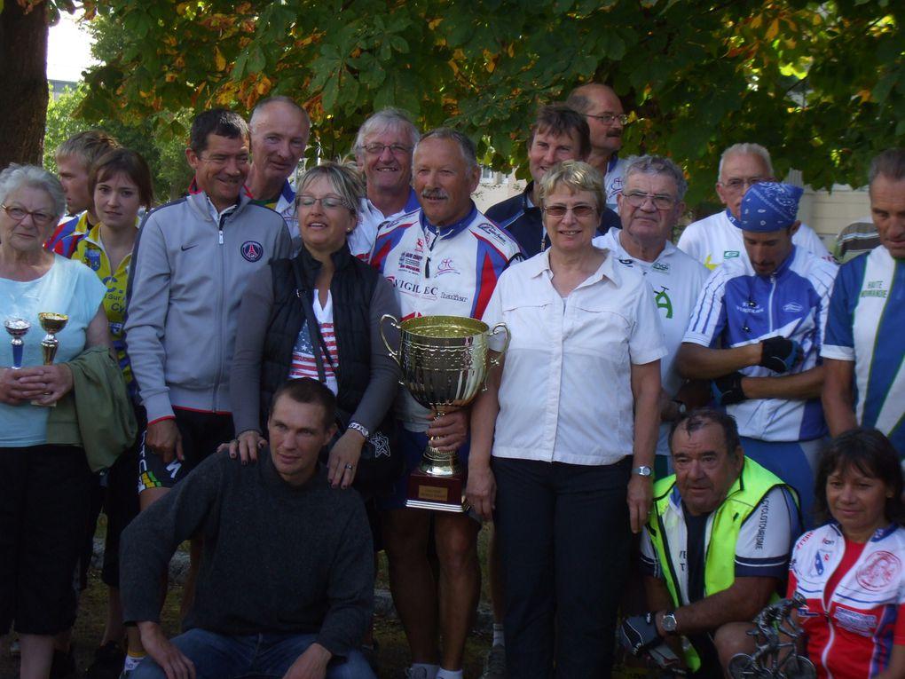 10e Challenge Jacques Demaire organisé par le Stade Vernolien cyclotourisme
