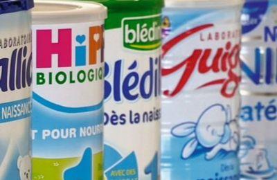Comment choisir le bon lait pour bébé?