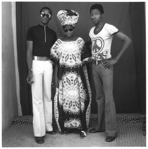 Malick Sidibé (born 1935 or 1936) is Malian photographer noted for his black-and-white studies of popular culture in the 1960s in Bamako.