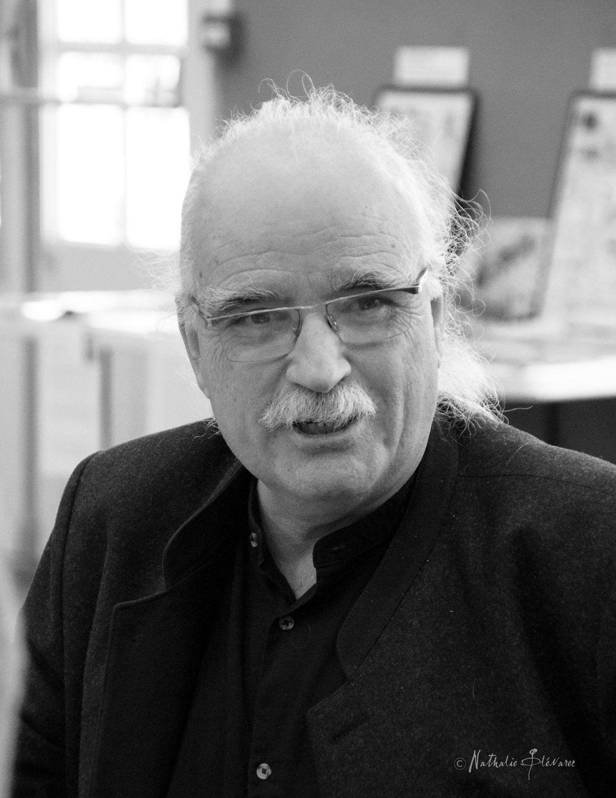 """Portrait du jour : Diego Arrabal, universitaire et écrivain, auteur de """"Jour de colère"""""""