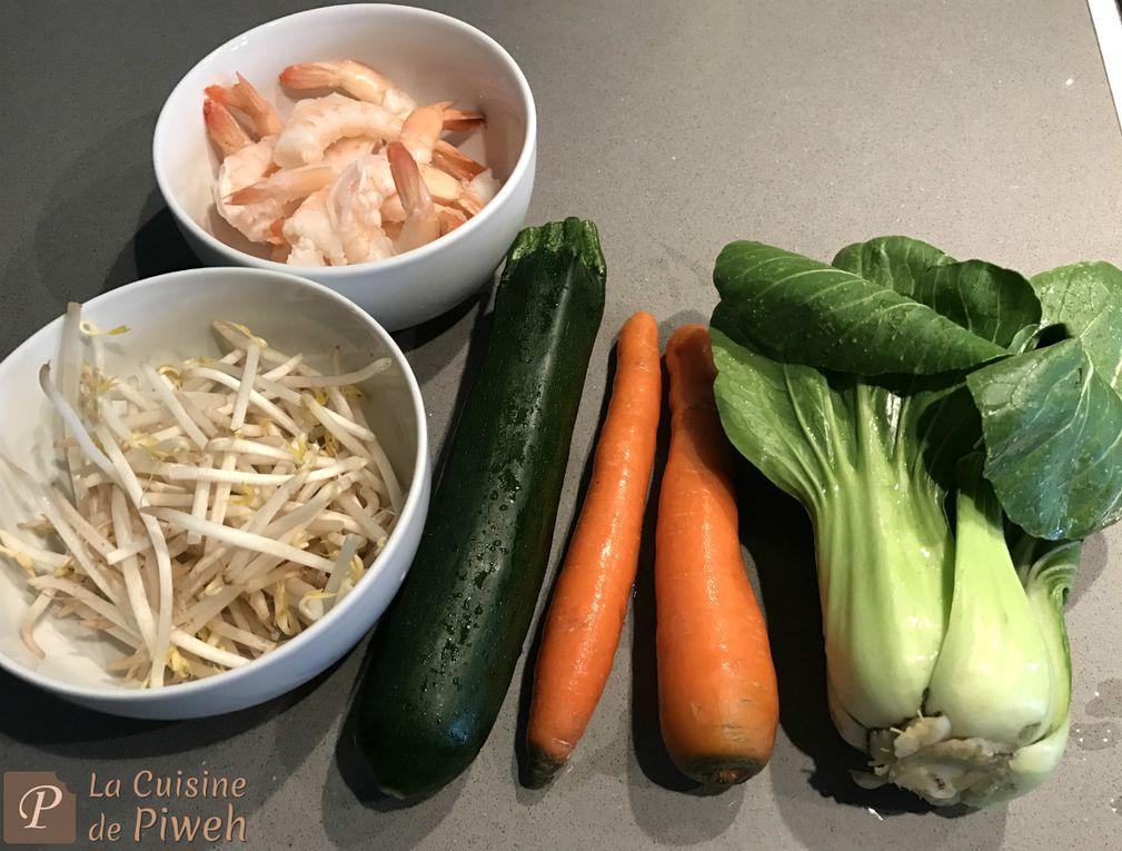 Dim Sum aux Légumes