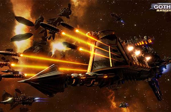 Focus Home Interactive et Tindalos Interactive annoncent Battlefleet Gothic : Armada !