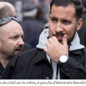 [NOUVEL ORDRE MONDIAL]Vincent Crase mis également en cause par la justice aux côtés d'Alexandre Benalla est également un franc - maçon comme Benalla (Media L'express)