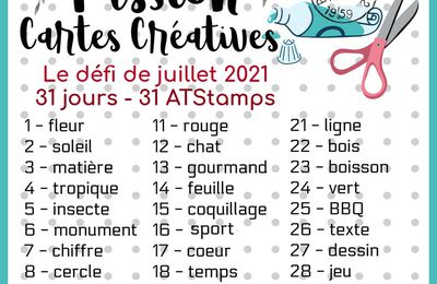 ATStamps chez PASSION CARTES CREATIVES - JOUR 26