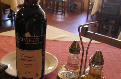 """Les restaurants """"Apportez votre vin"""""""