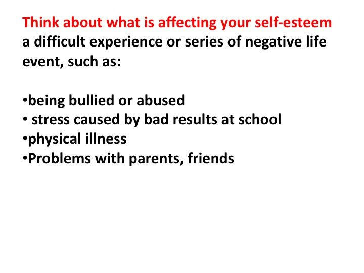 Health Self-esteem of teenagers (1)
