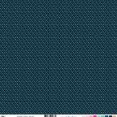 FDSF05702 : Feuille un air féérique - étoiles - bleu nuit FEE DU SCRAP