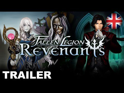 [ACTUALITE] Fallen Legion Revenants - La démo est maintenant disponible