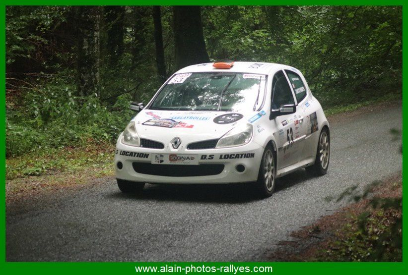 Rallye de la Montagne Noire 2019
