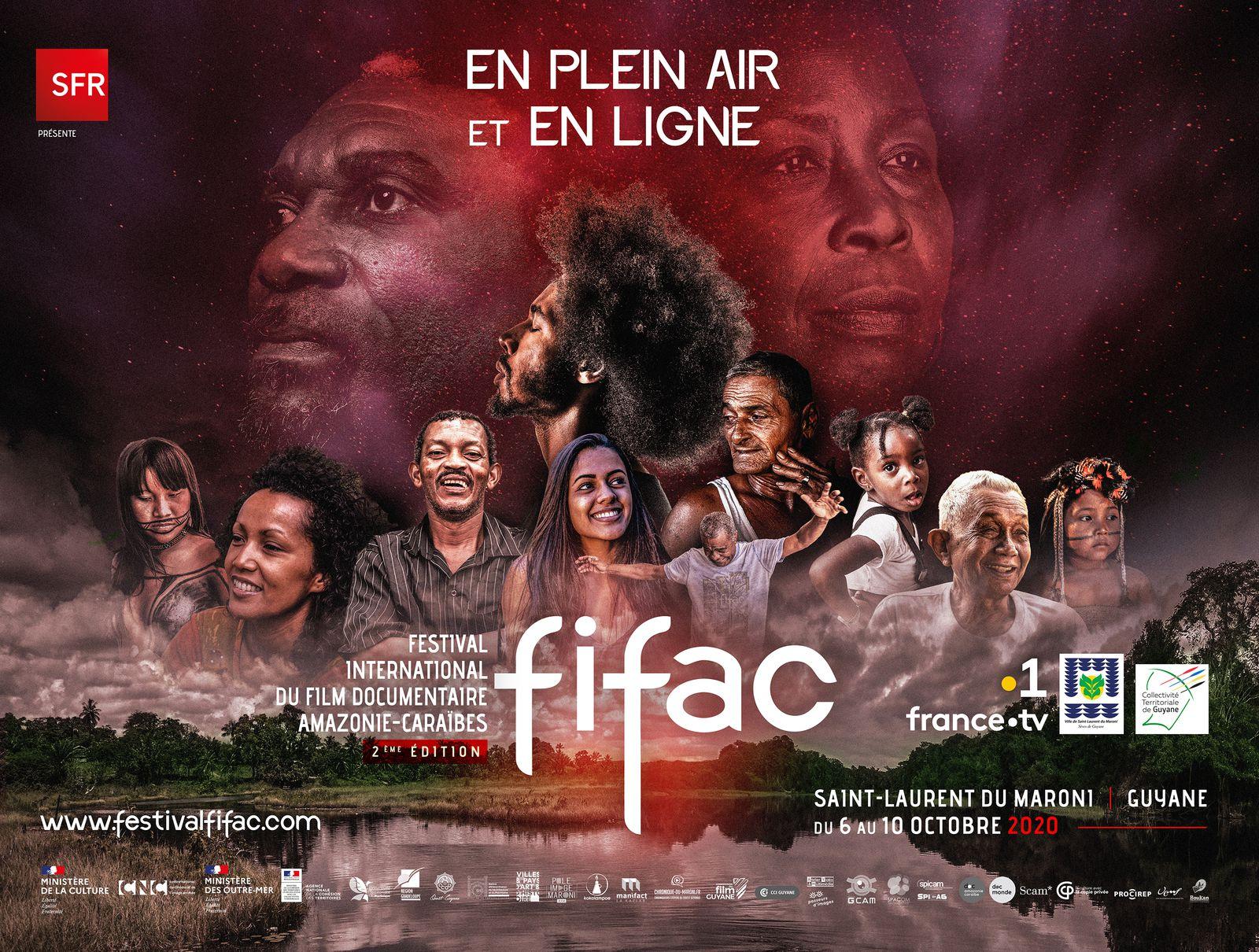 FIFAC - graphisme du festival
