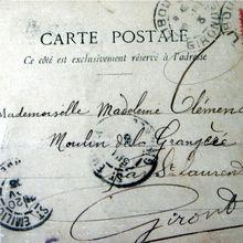 Course Paris - Madrid 24 mai 1903