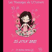 MESSAGE DE L'UNIVERS 25 JUIN 2021 LE FEU NOUS INVITE A METTRE DE LA PASSION DANS NOTRE VIE