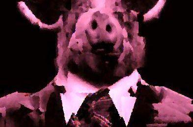 Le cochon (conte improbable).