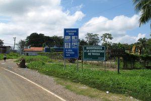 Une famille de voyageurs découvre le Darién du Panama (5) Visite de Yaviza