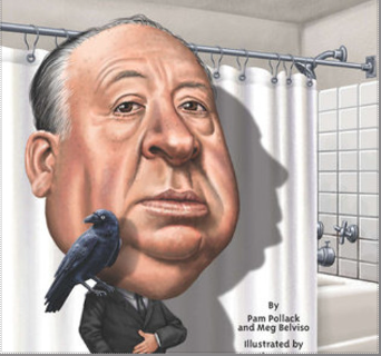 29 avril 1980. Mort d'Alfred Hitchcock.