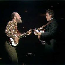 Pete Seeger et Johnny Cash : le blues de l'homme inquiet