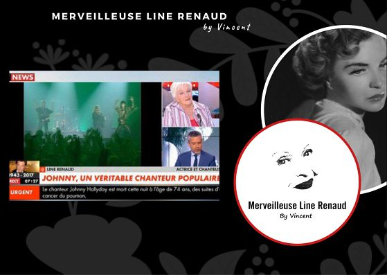 REPLAY: Line Renaud en direct sur CNews