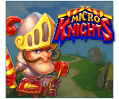 machine a sous en ligne Micro Knights logiciel ELK Studios