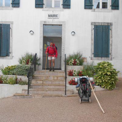 7ème jour Bergouey Viellenave - St Palais