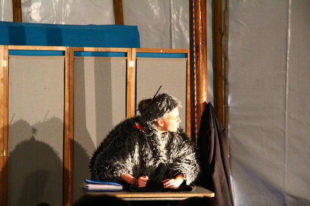 Une semaine d'immersion dans le collège publique de Gabarret. Spectacles, ateliers, répétitions publiques,... Moment privilégié. Photos de Felix HOULIAT.
