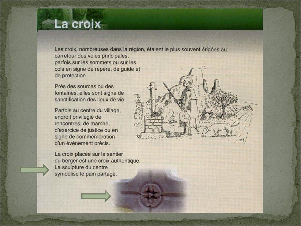 La France - En Aveyron - le chemin du berger