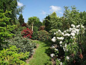 Photos extraites du site de www.jardin-florilege.eu