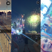 Snapchat Steps On Twitter's Toes, Lets You Follow Remote Events Live - OOKAWA Corp.