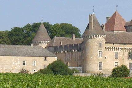 Un jour en Bourgogne - Le château de Rully