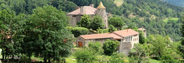 Saint-Didier-d'Allier (1) : le village/ Balade en Haute-Loire