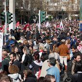 Strike, 18 February 2020