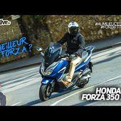 HONDA FORZA 350 2021 l TEST MOTORLIVE