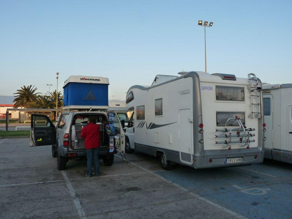 Printemps 2011 : d'Olonne à Azrou