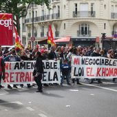 PARIS entre Bastille et Nation le 26 mai 2016 [les photos d'El Diablo] - Commun COMMUNE [El Diablo]