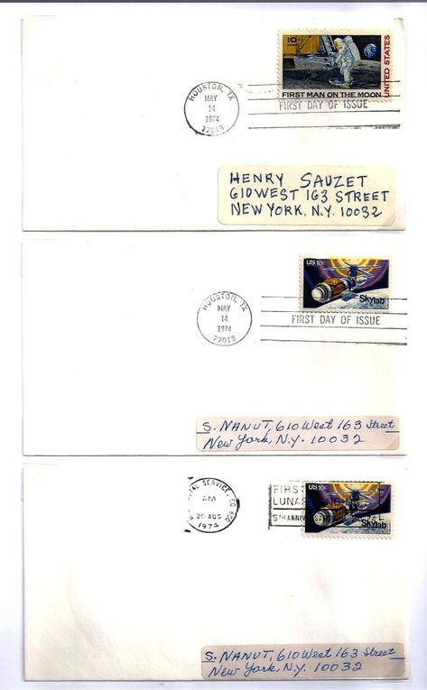 108 Apollo and SkyLab covers