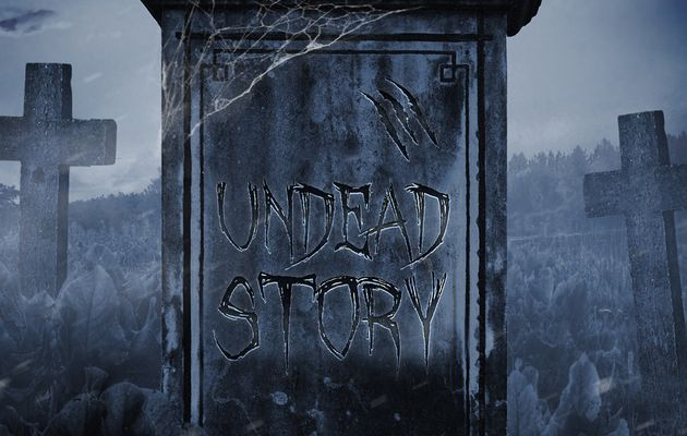 Undead Story (Version poche) - Isabelle Haury