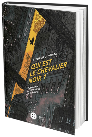 #Culture - Third Éditions - Third consacre deux livres à Batman et Spider-Man !